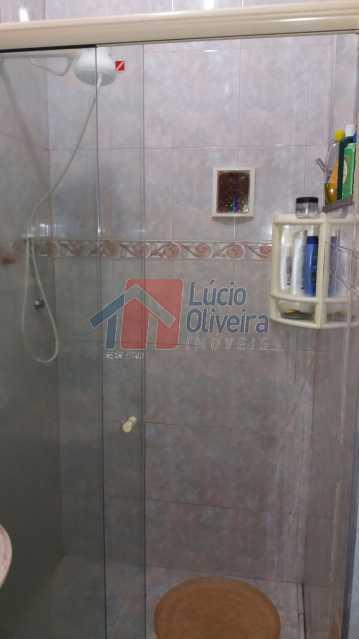 11-Baheiro Social - Apartamento À Venda - Vila da Penha - Rio de Janeiro - RJ - VPAP21016 - 12