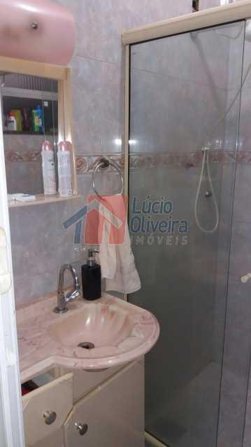 13-Banheiro Social - Apartamento À Venda - Vila da Penha - Rio de Janeiro - RJ - VPAP21016 - 14