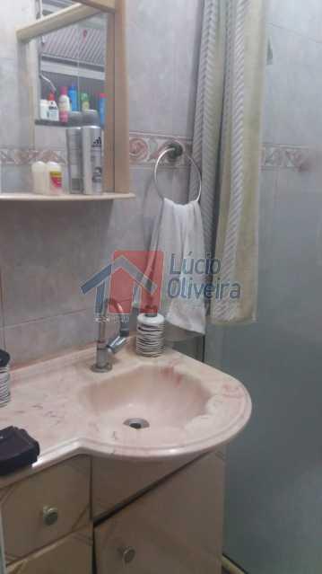 15-Banheiro. - Apartamento À Venda - Vila da Penha - Rio de Janeiro - RJ - VPAP21016 - 16
