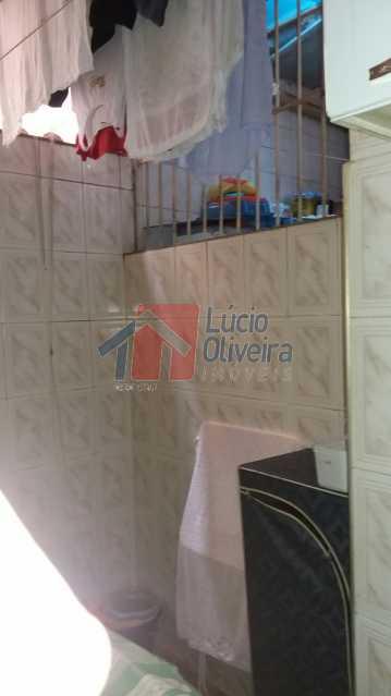 20-Àrea de Serviço - Apartamento À Venda - Vila da Penha - Rio de Janeiro - RJ - VPAP21016 - 21