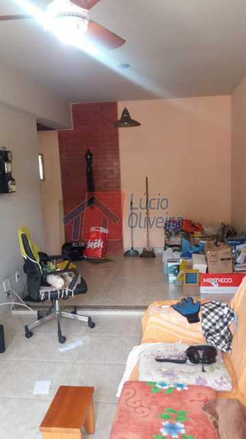 2-Sala 2. - Apartamento À Venda - Vila Kosmos - Rio de Janeiro - RJ - VPAP21017 - 1