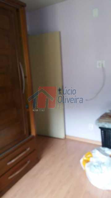 6-Quarto 2. - Apartamento À Venda - Vila Kosmos - Rio de Janeiro - RJ - VPAP21017 - 6