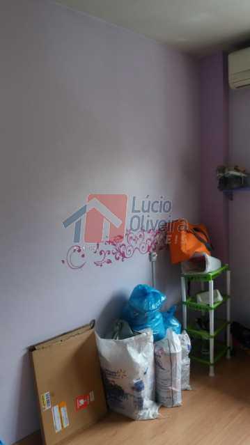 7-Quarto 3. - Apartamento À Venda - Vila Kosmos - Rio de Janeiro - RJ - VPAP21017 - 7