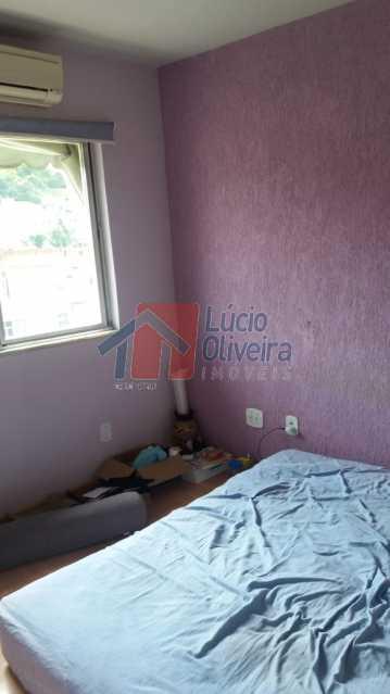 8-Quarto 4. - Apartamento À Venda - Vila Kosmos - Rio de Janeiro - RJ - VPAP21017 - 8