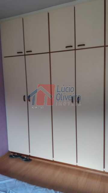 9-Quarto 5. - Apartamento À Venda - Vila Kosmos - Rio de Janeiro - RJ - VPAP21017 - 9