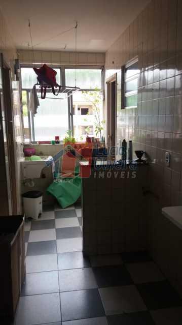 12-Cozinha 3. - Apartamento À Venda - Vila Kosmos - Rio de Janeiro - RJ - VPAP21017 - 13