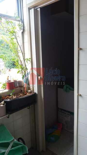 13-área. - Apartamento À Venda - Vila Kosmos - Rio de Janeiro - RJ - VPAP21017 - 14