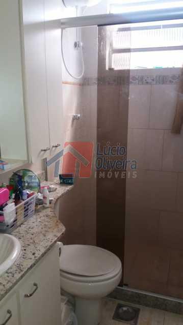 15-Banheiro. - Apartamento À Venda - Vila Kosmos - Rio de Janeiro - RJ - VPAP21017 - 16