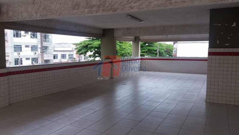 17-Espaço condomínio. - Apartamento À Venda - Vila Kosmos - Rio de Janeiro - RJ - VPAP21017 - 18