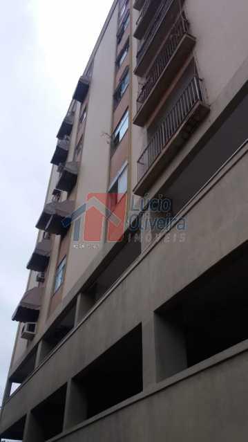 20-Prédio Lateral. - Apartamento À Venda - Vila Kosmos - Rio de Janeiro - RJ - VPAP21017 - 21
