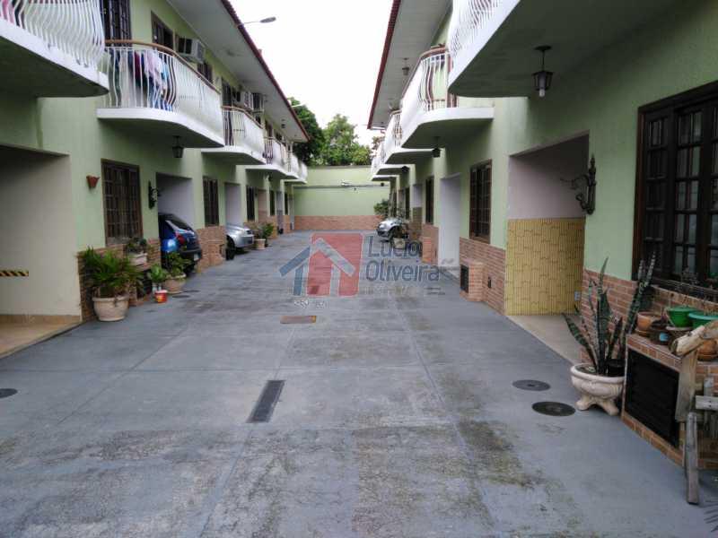 2 Circulação Condomínio - Belíssima, Casa Duplex em Condomínio , 2 quartos. - VPCN20019 - 17