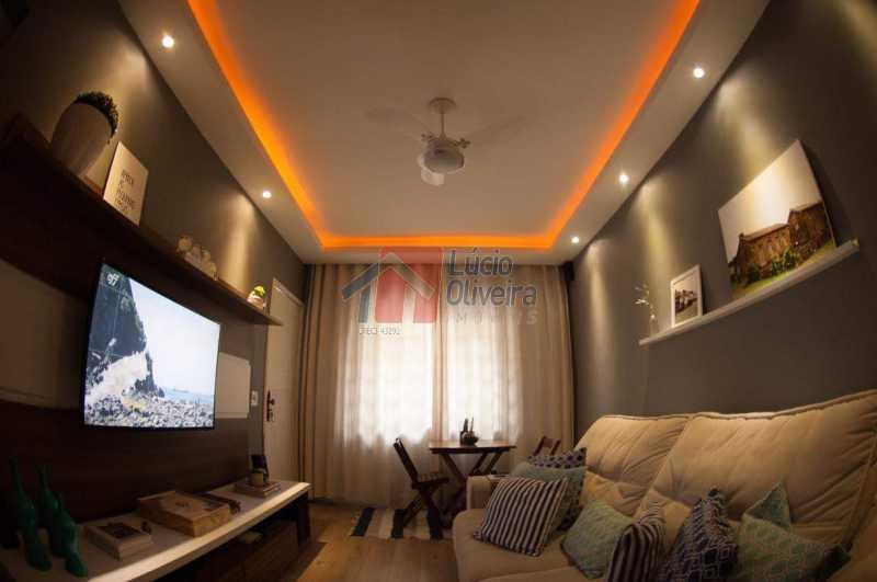 5 Sala Ang.3 - Belíssima, Casa Duplex em Condomínio , 2 quartos. - VPCN20019 - 5