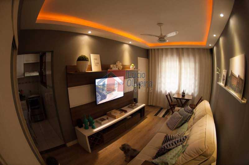 6 Sala Ang.4 - Belíssima, Casa Duplex em Condomínio , 2 quartos. - VPCN20019 - 1
