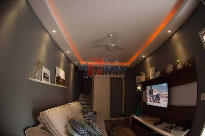 7 Sala Ang.5 - Belíssima, Casa Duplex em Condomínio , 2 quartos. - VPCN20019 - 6