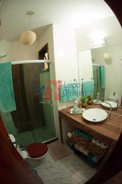 11 Banheiro Social - Belíssima, Casa Duplex em Condomínio , 2 quartos. - VPCN20019 - 10