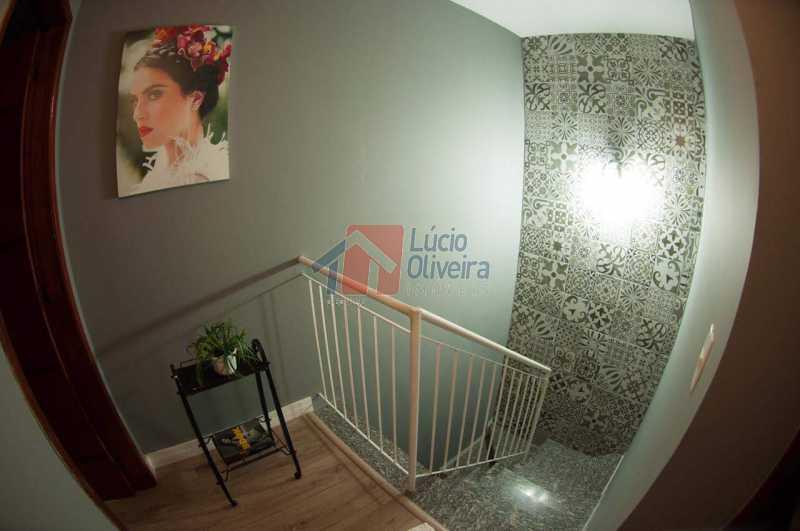 12 Circulação - Belíssima, Casa Duplex em Condomínio , 2 quartos. - VPCN20019 - 11