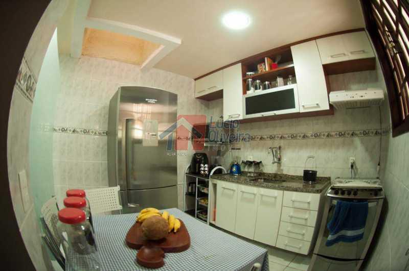 13 Cozinha - Belíssima, Casa Duplex em Condomínio , 2 quartos. - VPCN20019 - 12