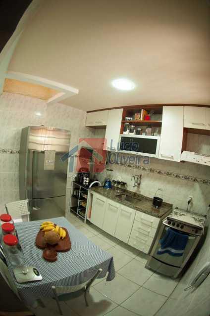 14 Cozinha Ang.2 - Belíssima, Casa Duplex em Condomínio , 2 quartos. - VPCN20019 - 13
