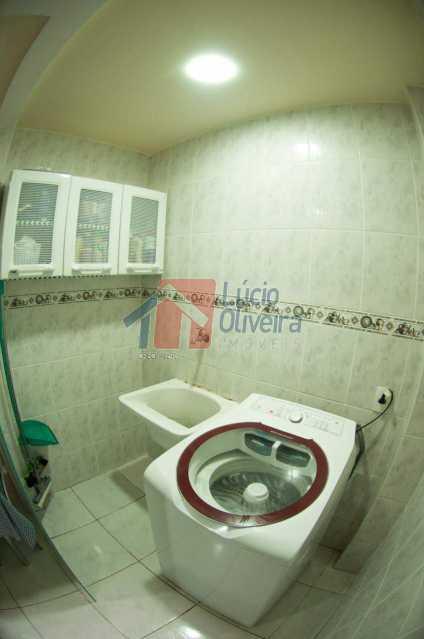 15 Área de Serviço - Belíssima, Casa Duplex em Condomínio , 2 quartos. - VPCN20019 - 14