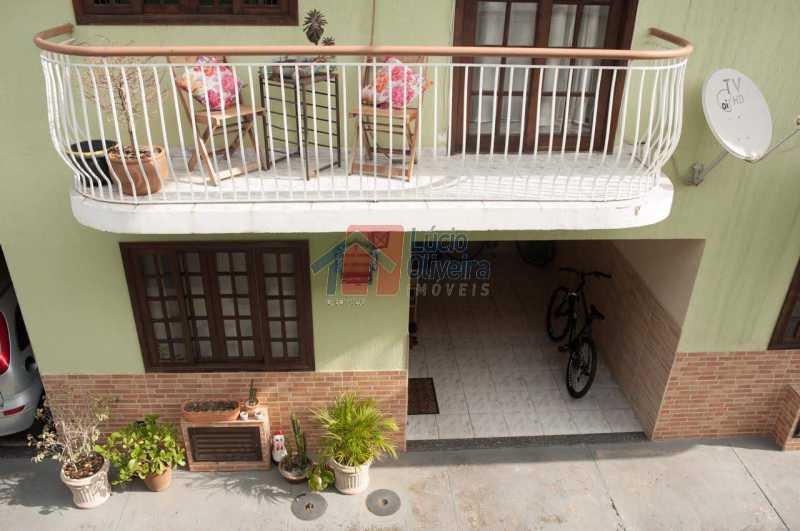 16 Fachada - Belíssima, Casa Duplex em Condomínio , 2 quartos. - VPCN20019 - 15