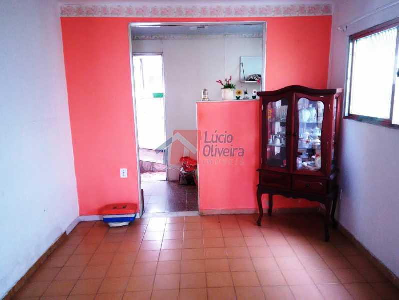 4 Sala 2 - Residência 2qtos, Próximo ao Bicão. - VPCA20195 - 6