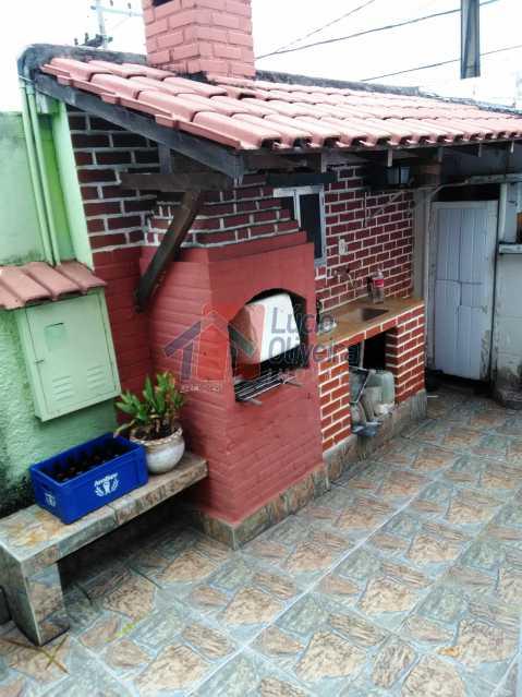 23 Churrasqueira - Residência 2qtos, Próximo ao Bicão. - VPCA20195 - 24
