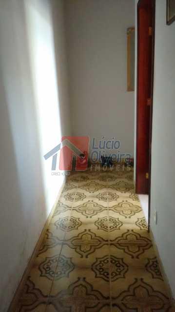 3 Circulação - Casa à venda Rua Tejupa,Vila da Penha, Rio de Janeiro - R$ 960.000 - VPCA30129 - 4