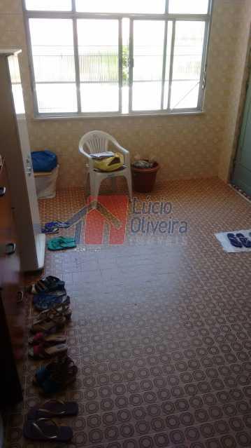13 Area entrada serviço - Casa à venda Rua Tejupa,Vila da Penha, Rio de Janeiro - R$ 960.000 - VPCA30129 - 14