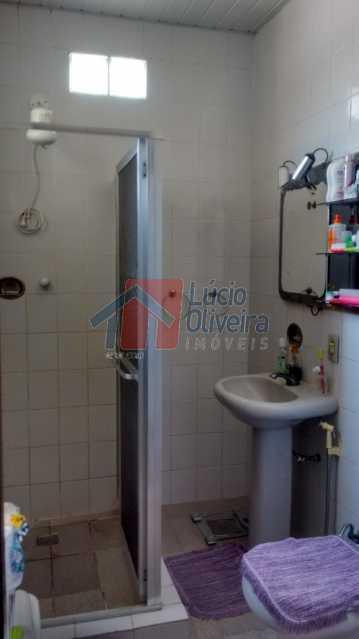 18 Banheiro serviço1 - Casa à venda Rua Tejupa,Vila da Penha, Rio de Janeiro - R$ 960.000 - VPCA30129 - 19