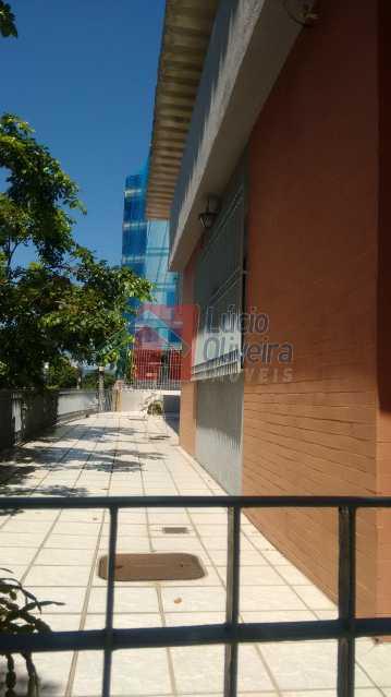 22 Lateral casa - Casa à venda Rua Tejupa,Vila da Penha, Rio de Janeiro - R$ 960.000 - VPCA30129 - 23