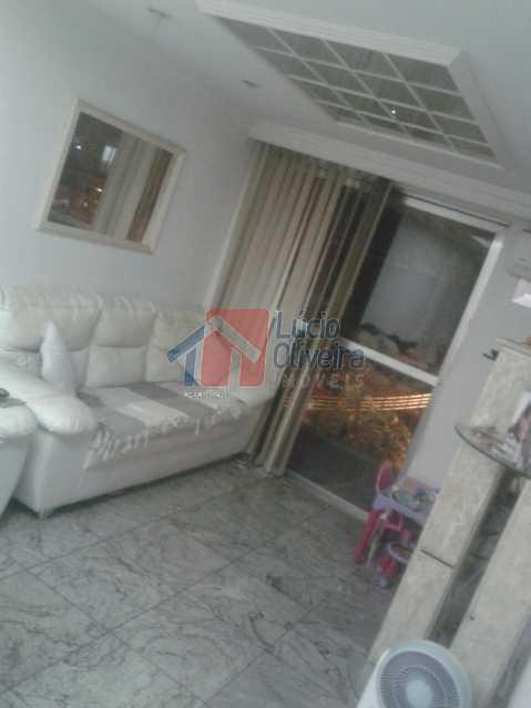 01-Sala 2 - Apartamento À Venda - Vila Kosmos - Rio de Janeiro - RJ - VPAP21023 - 1