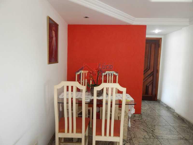 02-Sala - Apartamento À Venda - Vila Kosmos - Rio de Janeiro - RJ - VPAP21023 - 3
