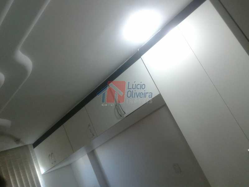 05-Quarto 2 - Apartamento À Venda - Vila Kosmos - Rio de Janeiro - RJ - VPAP21023 - 6