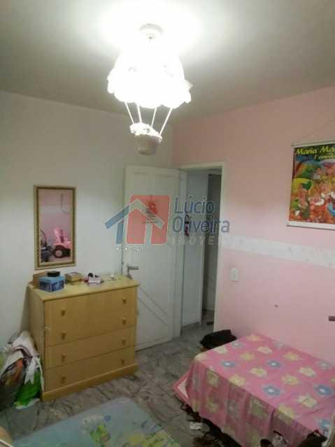 06-quarto 2 - Apartamento À Venda - Vila Kosmos - Rio de Janeiro - RJ - VPAP21023 - 7