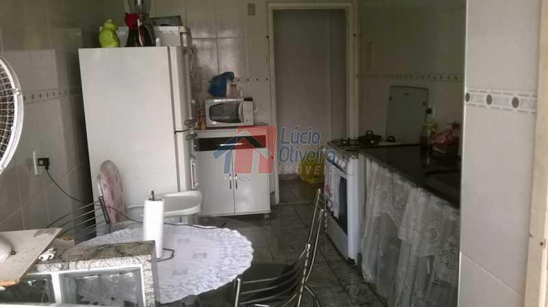 08_cozinha - Apartamento À Venda - Vila Kosmos - Rio de Janeiro - RJ - VPAP21023 - 9