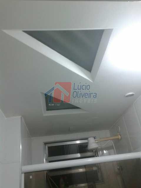10_teto Banheiro - Apartamento À Venda - Vila Kosmos - Rio de Janeiro - RJ - VPAP21023 - 11