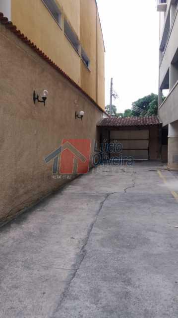 14Acesso Lateral. - Apartamento À Venda - Vila Kosmos - Rio de Janeiro - RJ - VPAP21023 - 15