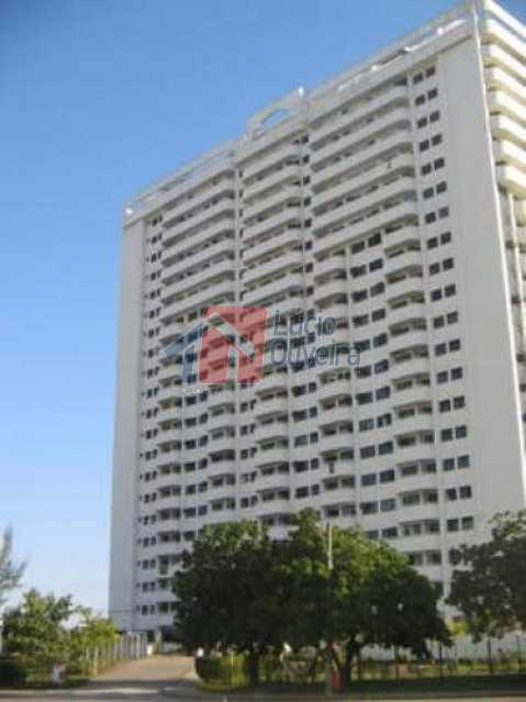 1 Fachada. - Apartamento Avenida Alfredo Baltazar da Silveira,Recreio dos Bandeirantes, Rio de Janeiro, RJ À Venda, 2 Quartos, 80m² - VPAP21024 - 1
