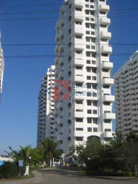 2 Fachada Ang.2. - Apartamento Avenida Alfredo Baltazar da Silveira,Recreio dos Bandeirantes, Rio de Janeiro, RJ À Venda, 2 Quartos, 80m² - VPAP21024 - 3