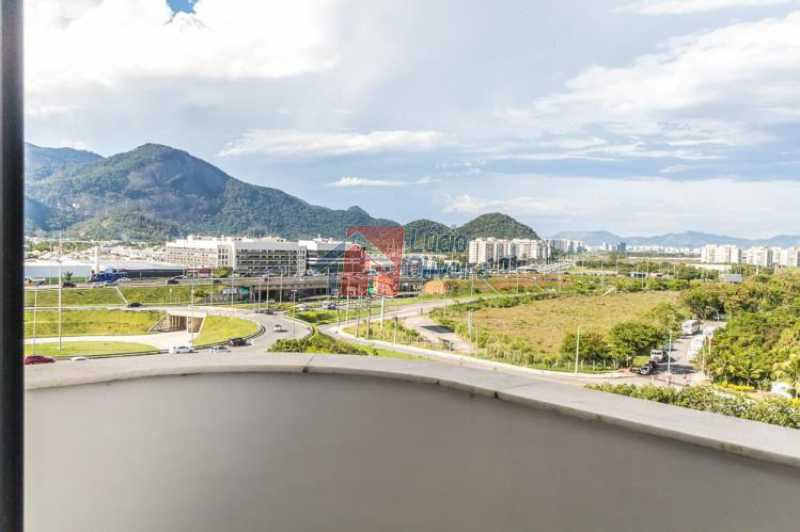 9 Varanda Ang.3 - Apartamento Avenida Alfredo Baltazar da Silveira,Recreio dos Bandeirantes, Rio de Janeiro, RJ À Venda, 2 Quartos, 80m² - VPAP21024 - 10