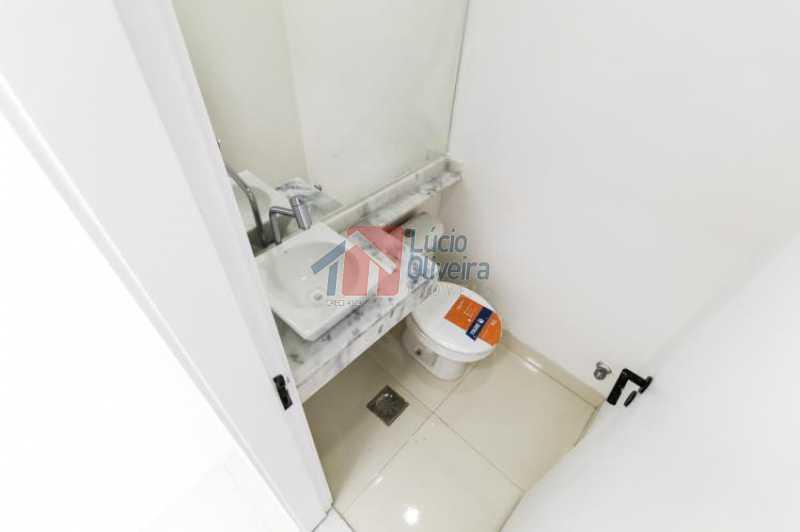 11 Lavabo - Apartamento Avenida Alfredo Baltazar da Silveira,Recreio dos Bandeirantes, Rio de Janeiro, RJ À Venda, 2 Quartos, 80m² - VPAP21024 - 12