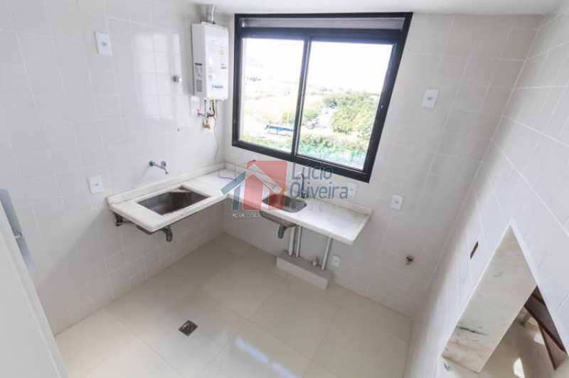 12 Cozinha - Apartamento Avenida Alfredo Baltazar da Silveira,Recreio dos Bandeirantes, Rio de Janeiro, RJ À Venda, 2 Quartos, 80m² - VPAP21024 - 13
