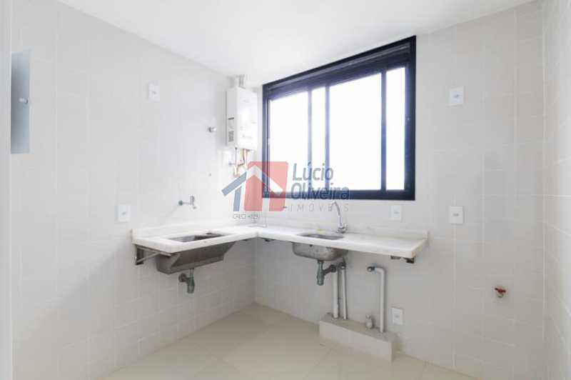 13 Cozinha Ang.2 - Apartamento Avenida Alfredo Baltazar da Silveira,Recreio dos Bandeirantes, Rio de Janeiro, RJ À Venda, 2 Quartos, 80m² - VPAP21024 - 14