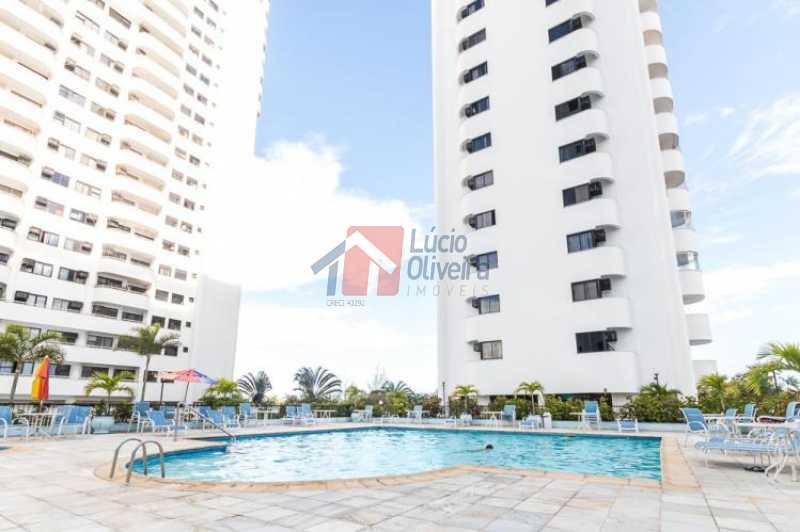 19 Piscina - Apartamento Avenida Alfredo Baltazar da Silveira,Recreio dos Bandeirantes, Rio de Janeiro, RJ À Venda, 2 Quartos, 80m² - VPAP21024 - 21