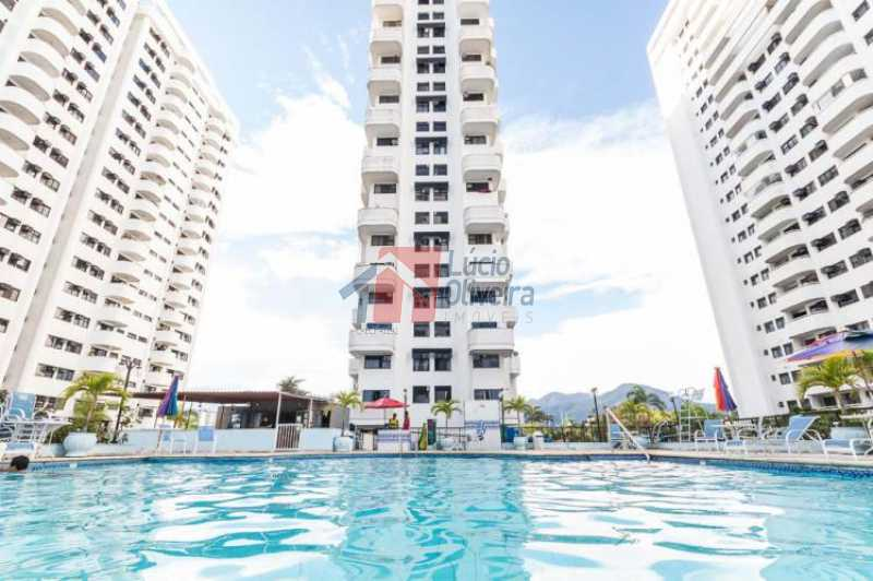 20 Piscina Ang.2 - Apartamento Avenida Alfredo Baltazar da Silveira,Recreio dos Bandeirantes, Rio de Janeiro, RJ À Venda, 2 Quartos, 80m² - VPAP21024 - 22