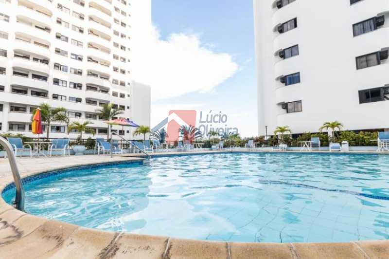 21 Piscina An.3 - Apartamento Avenida Alfredo Baltazar da Silveira,Recreio dos Bandeirantes, Rio de Janeiro, RJ À Venda, 2 Quartos, 80m² - VPAP21024 - 23