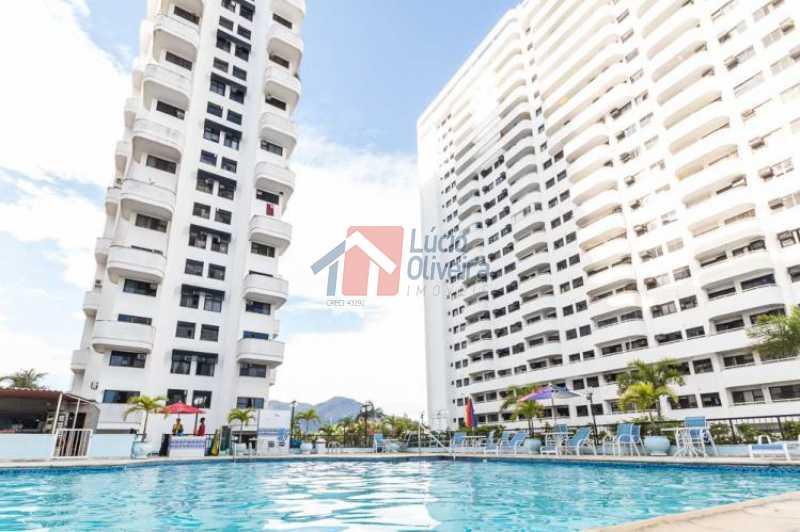 22 Piscina Ang.4 - Apartamento Avenida Alfredo Baltazar da Silveira,Recreio dos Bandeirantes, Rio de Janeiro, RJ À Venda, 2 Quartos, 80m² - VPAP21024 - 24