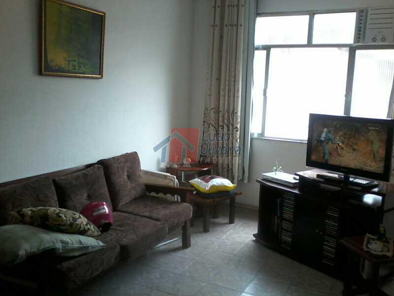 1-Sala - Apartamento À Venda - Olaria - Rio de Janeiro - RJ - VPAP21025 - 1