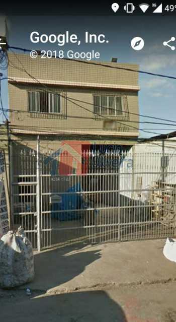1-Frente. - Galpão À Venda - Parada de Lucas - Rio de Janeiro - RJ - VPGA00006 - 1