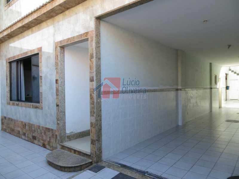 2- Frente lateral. - Residência de Luxo em Condomínio fechado. - VPCA40039 - 30